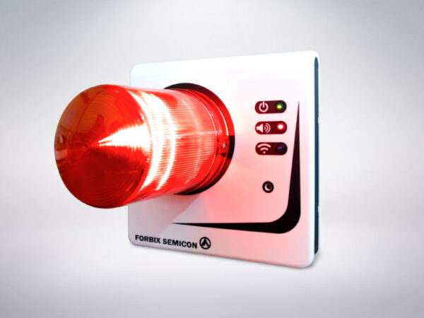 Wireless remote control rotating light 1