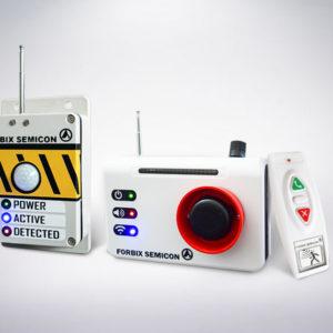 FORBIX-SEMICON-wireless-motion-sensor-alarm-set