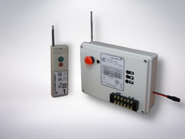 Wireless pump controller, IP65 enclosure