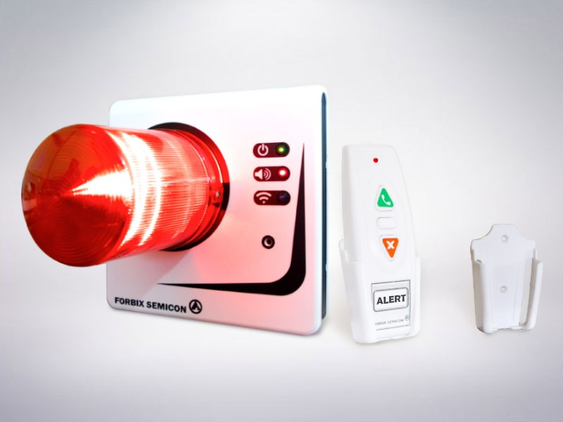 Wireless Remote Control Rotating Light An Electronic