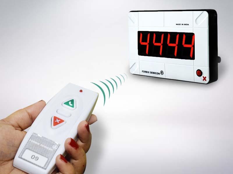 Wireless nurse call system, FORBIX SEMICON