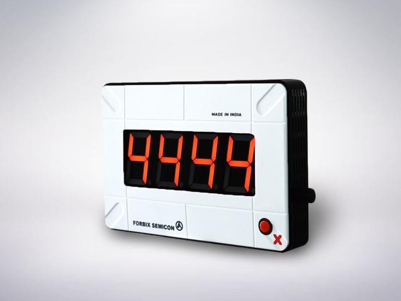 nurse call station receiver, display panel, FORBIX SEMICON