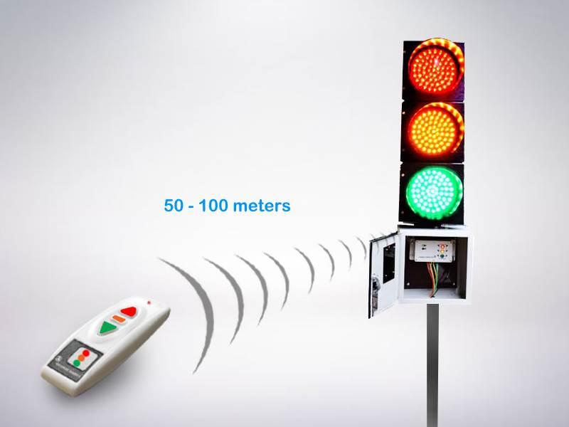 FORBIX SEMICON remote control traffic light