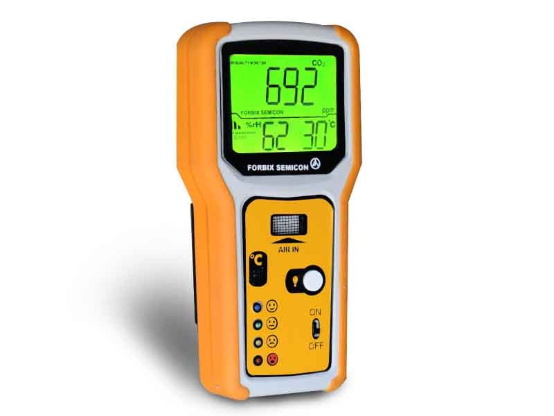 air-quality-monitor-CO2-meter-handheld-FORBIX-SEMICON