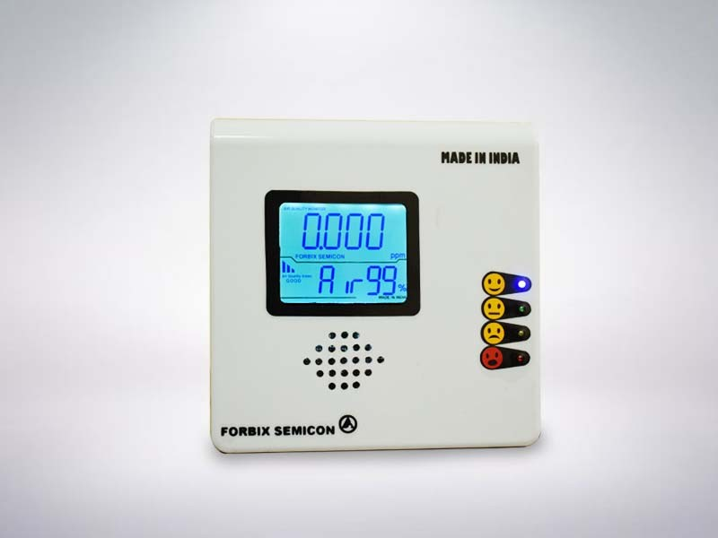 air-quality-monitor-tabletop-VOC-Formaldehyde-FORBIX-SEMICON