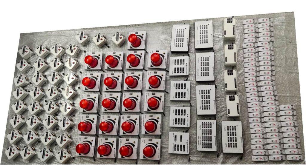 Wireless nurse call system manufacturers, bulk production, FORBIX SEMICON